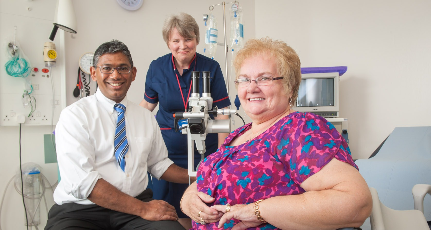 NEW 'ONE STOP SHOP' CLINIC FOR GYNAECOLOGICAL TREATMENT AVAILABLE AT CHESTER-LE-STREET COMMUNITY HOSPITAL