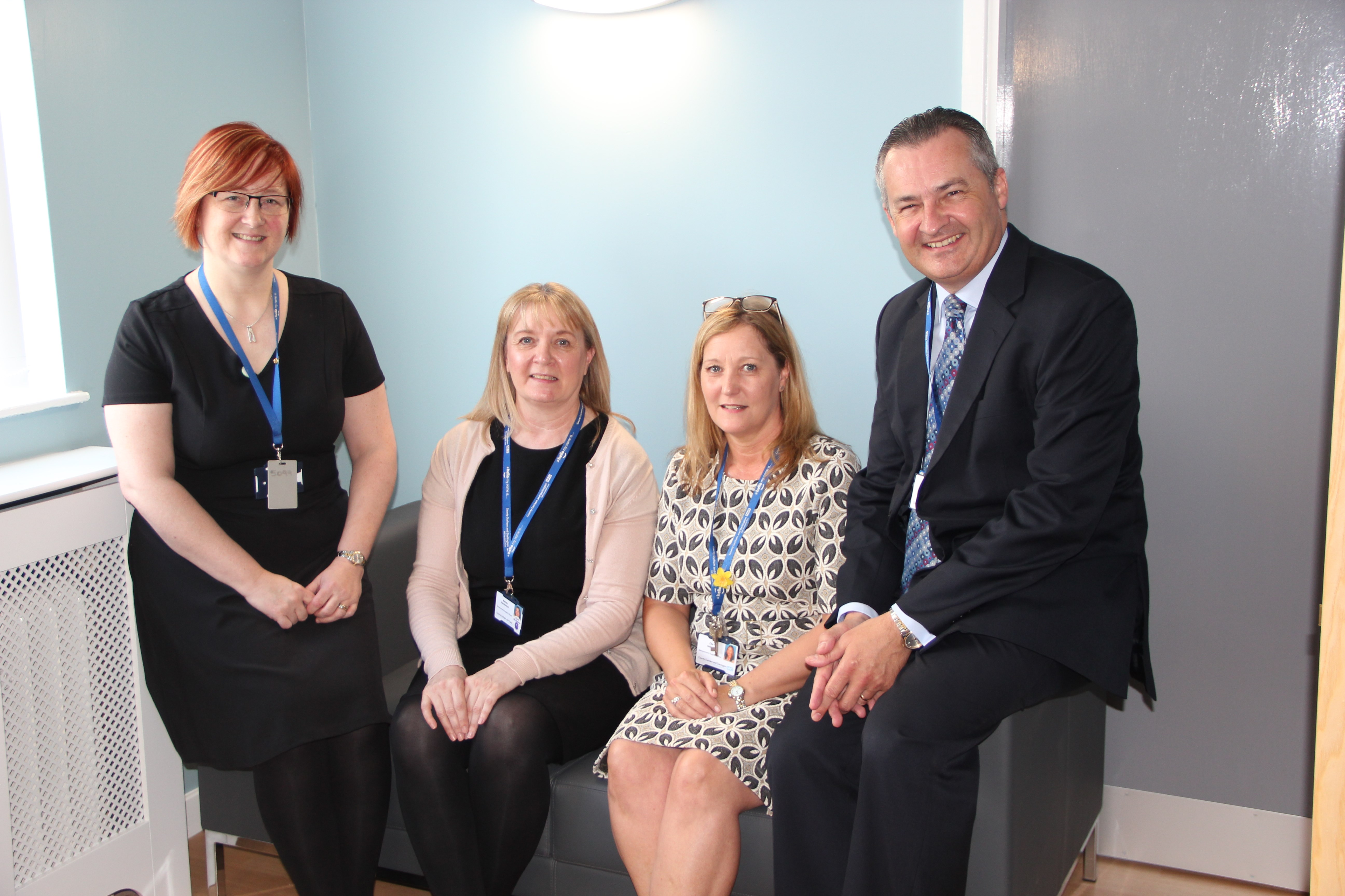 Bereavement service launch
