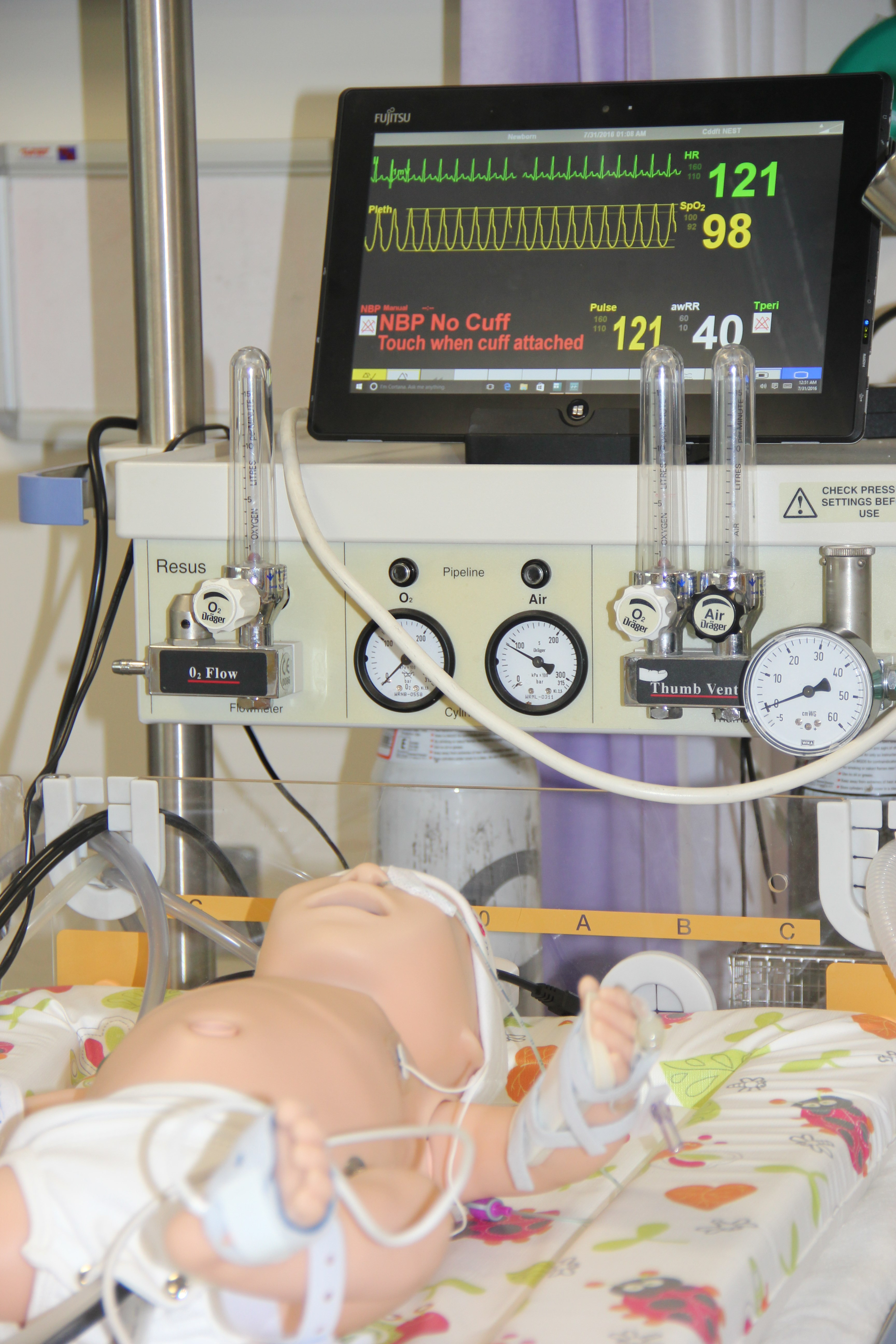 clinical simulation centre