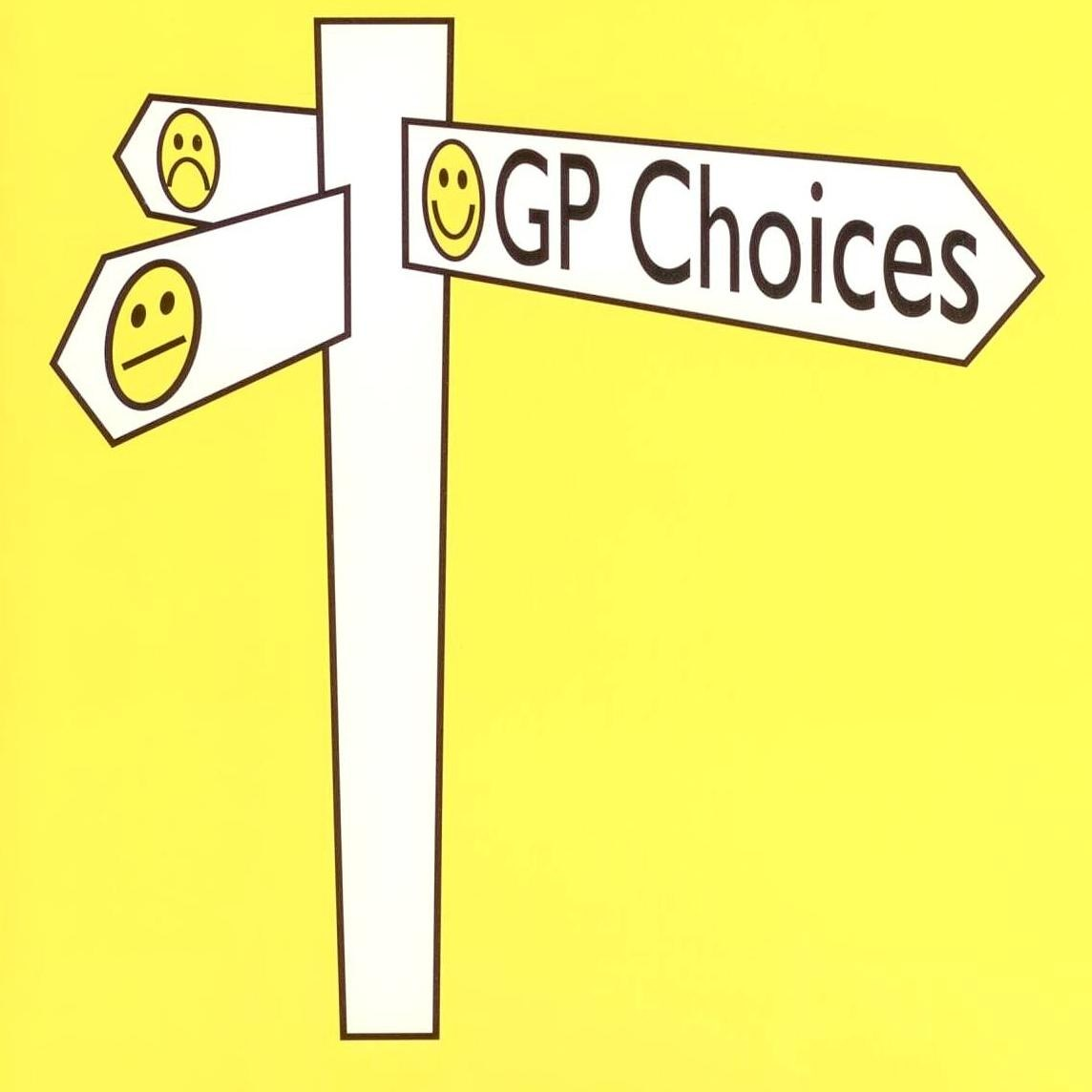 GP Choices logo
