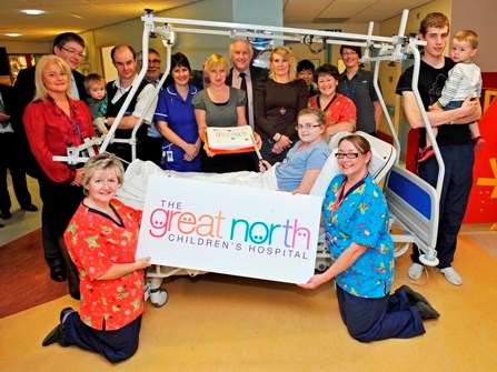 Great North Children's Hospital UHND