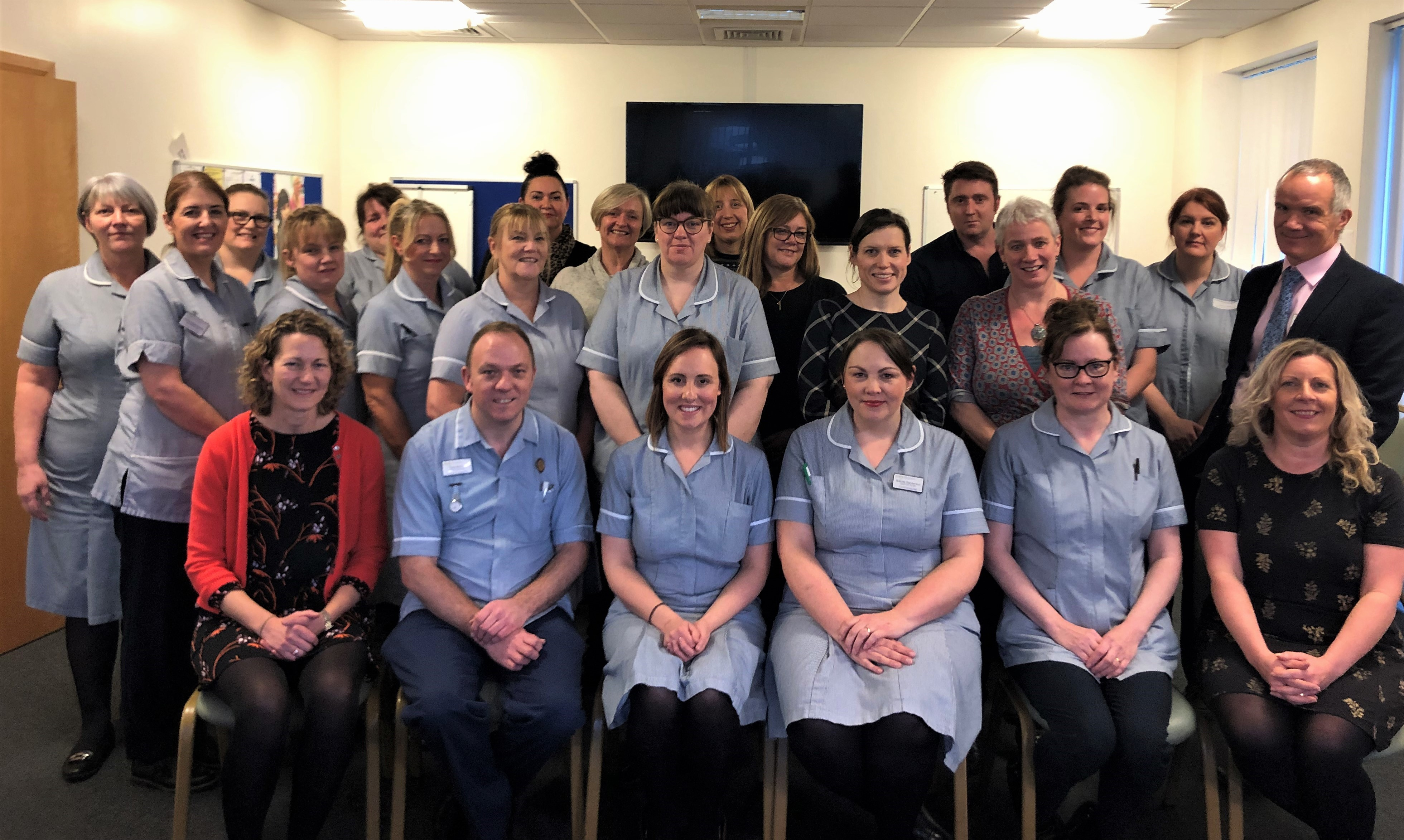 End of Care Team