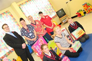 children's ward toy donation 8 nov
