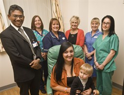 maternity scoops award