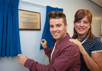 woodlands opening chemo unit