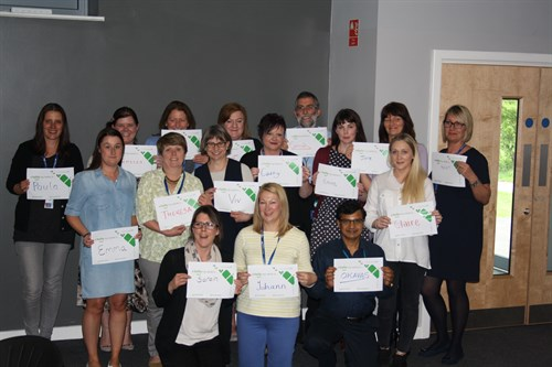 GUM staff Sexual Health SAGE Day May 2015