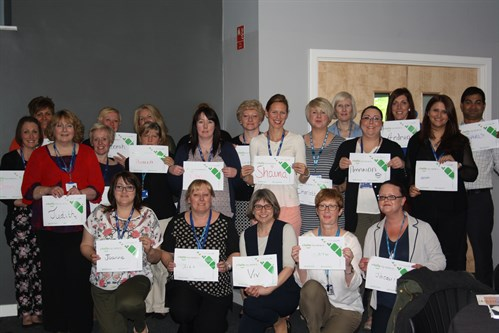 CaSH staff Sexual Health SAGE Day May 2015