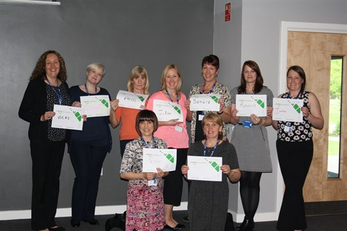 Sexual Health Improvement Team Staff SAGE day May 2015