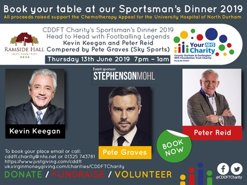 CDDFT Charity _Sportsmans Dinner at Ramside Hall_screensaver 800x600px_MAY19 (2)